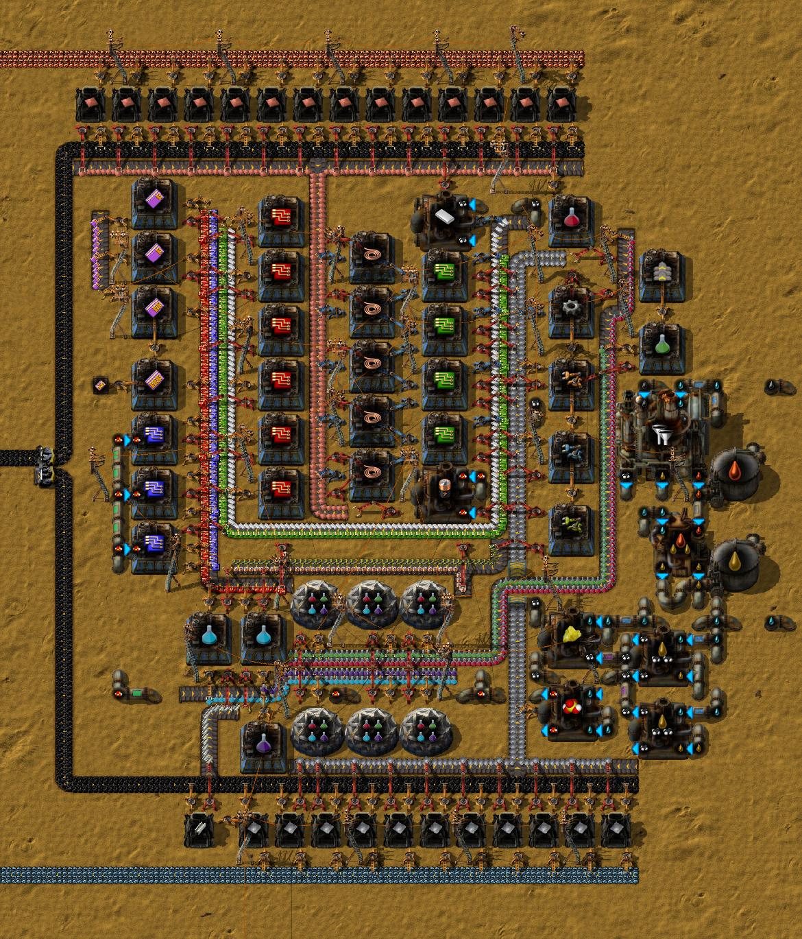 factorio assembling machine inserter